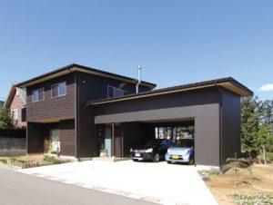 MT HOUSE/松が岡の住まい